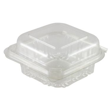 Fresh View Small Burger Pack (Square Hinged)