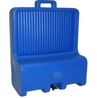 25L Tip & Run Bunding Tray