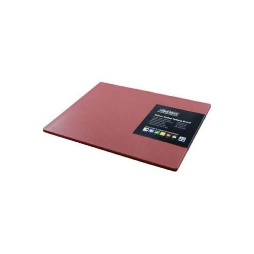 Chef Inox PP Coloured Coded Cutting Board