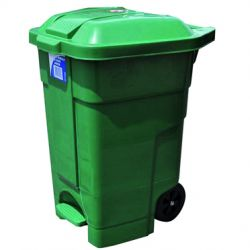 Bins with Wheels