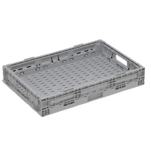 12L Nally Returnable Folding Crate