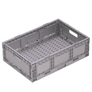 33L Nally Returnable Folding Crate