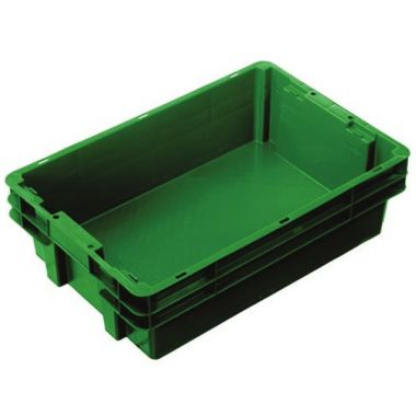 26L Nally Solid Stackable Crate