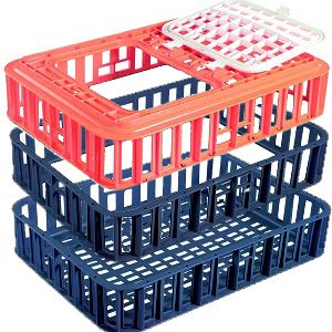 124L Nally Complete Ventilated Crate