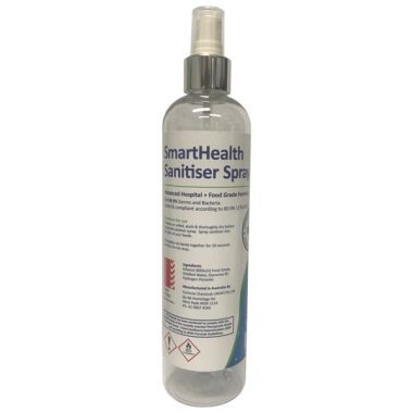 375ml Antibacterial 80% Alcohol Based Liquid Hand Santiser