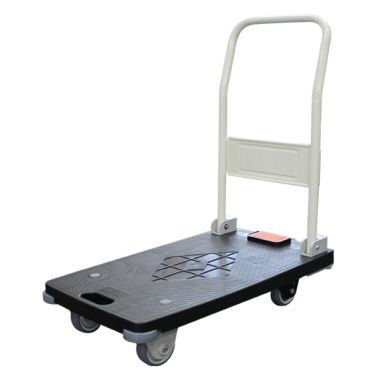 Commander Platform Trolley with Foot Operated Brake (800x430mm)