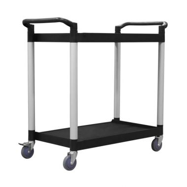 2 Tier Service Trolley (790x500mm)