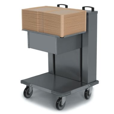Cantilever Tray Dispenser (Self levelling mobile unit)