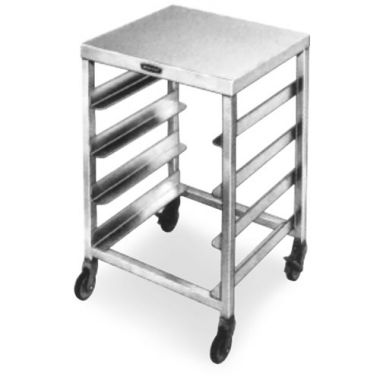 Tray/Basket Trolley for Dishwasher Baskets