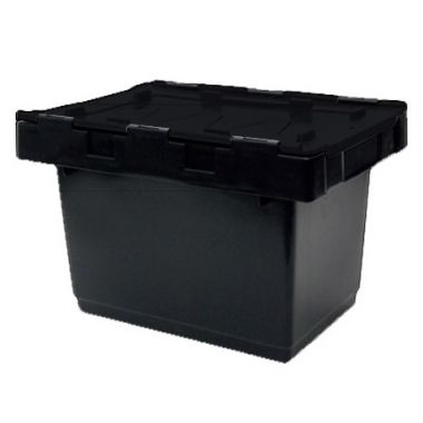 34L Recycled Security Crate with Lid